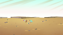 S2E13 Star Butterfly and friends return to other dimension