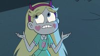 S3E11 Star Butterfly 'giving you that spell'