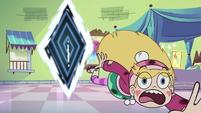 S4E5 Star falls through portal into her bedroom