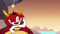 S3E22 Hekapoo 'not until you're bald!'
