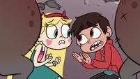 S1E9 Marco tells Star to calm down