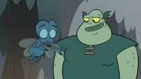 S2E12 Boo Fly welcomes Buff Frog to the team