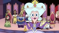 S3E10 Queen Moon declares the Silver Bell Ball over