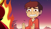 S3E22 Marco Diaz asking Hekapoo to hear him out