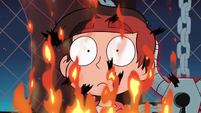 S2E19 Marco watches the tickets go up in flames