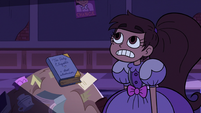 S3E16 Marco Diaz looking at the new St. Olga's