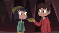 S4E13 Marco giving Star's bowl to Janna
