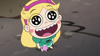 S2E10 Star Butterfly watches Old Youthful erupt