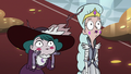 S3E36 Moon and Eclipsa hear Rich Pigeon