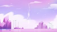 S3E37 Star's dimensional portal closes