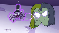 S4E21 Nightmare Dream blasts Spider With a Top Hat