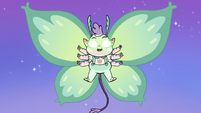 S4E37 Meteora butterfly form