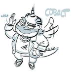 Cobalt Ferrero concept