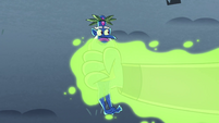 S4E17 Glossaryck still in Toffee's grip
