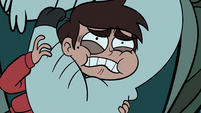 S1E7 Marco caught in a chokehold