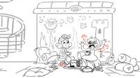Sweet Dreams storyboard 6