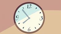 S1E17 Wall clock '7-54'