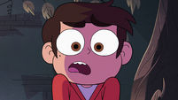 S4E1 Marco freaked out by Meteora