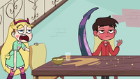 S1E5 Star approaches the table