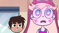 S1E8 Star is gonna touch it