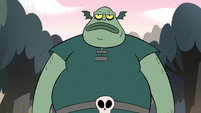S2E12 Buff Frog appears before the monsters
