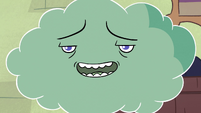 S2E8 Cloudy looking green and sluggish