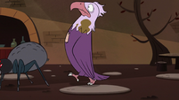 S2E8 Eagle and spider running away