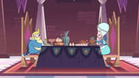 S3E9 King and Queen Butterfly having breakfast