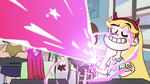 S1E3 Star accidentally blasts Marco again