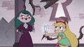 S3E11 Eclipsa Butterfly 'I wouldn't tell you'