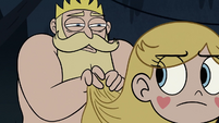 S3E27 King Butterfly braiding his daughter's hair
