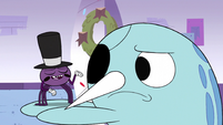 S3E26 Spider With a Top Hat 'he's fine'