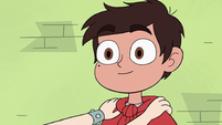 S3E37 Marco listening to Star