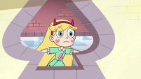 S3E11 Star Butterfly looking out the window