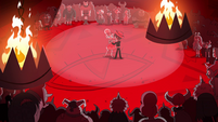 S4E13 Star and Marco continue to dance