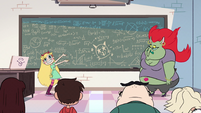 S2E32 Star Butterfly reveals her cat drawing