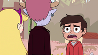 S4E29 Marco 'it means you're stuck here'