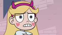 S3E8 Star Butterfly looking very surprised
