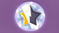 S2E22 Wand's star-shaped entrance shining