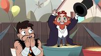 S2E29 Preston puts Sensei's headband under his hat