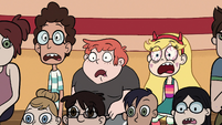 S1E5 Star and her friends surprised by Jeremy