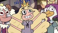 S3E16 Princess Arms 'throwing you the biggest party'