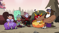 S3E38 Talon 'only Turdina can come up with ideas!'