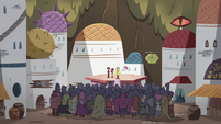 S4E19 Gathering of Mewmans and monsters