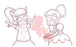 Heinous Concept Young Princesses