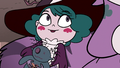 S3E36 Eclipsa Butterfly smiling at Meteora