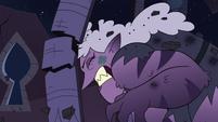 S3E38 Meteora blindly stumbles into a pillar