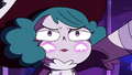 S3E38 Eclipsa looking serious and regretful