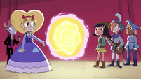 S4E24 Star Butterfly introducing someone