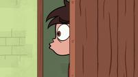 S1E9 Marco slowly closes the door